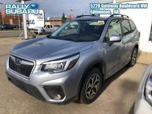 2019 Subaru Forester Touring Eyesight CVT