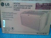 USED LG Air Conditioner LW5014 5000 BTU