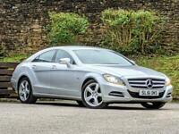 2011 Mercedes-Benz CLS 3.0 CLS350 CDI BlueEFFICIENCY 7G-Tronic Plus 4dr Coupe Di