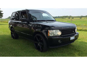 !! URGENT !! RANGE ROVER HSE SUPERCHARGED - EXTRAS, MINT, -OBO-