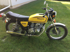 Honda CB400F Super Sport
