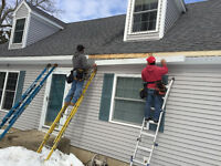 Need your gutter or eavestrough replaced?