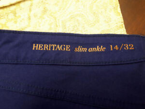 Ladies Heritage Jeans, never worn, Size 14