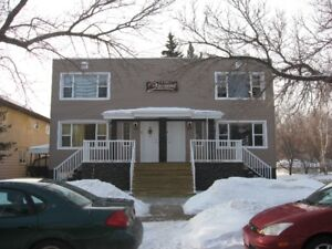 2 bedroom apartment near Downtown and University in Camrose