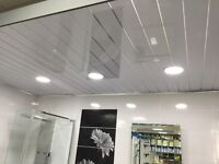 PVC WALL & CEILING PANELS FOR KITCHEN/SHOWER CLADDING