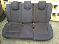 Renault Clio seats