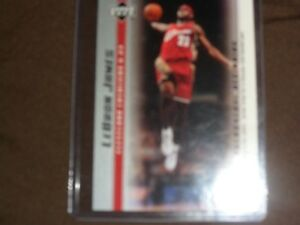 Lebron James Rookie Card Upper Deck Make an Offer