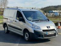 2008 Peugeot Expert 1000 2.0 HDi 120 H1 Van PANEL VAN Diesel Manual