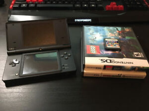 Nintendo DSi with games for sale