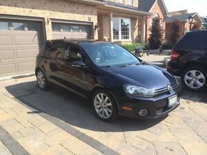 2013 VW Golf 2.5 Highline