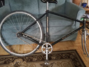 bike frame and parts for sale