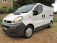 Vauxhall Vivaro 1.9CDTI ( 100ps ) 2700 SWB Van - 2006 * NO VAT *