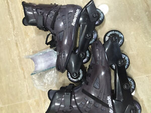 Rollerblades -Macroblades & Protection Gear