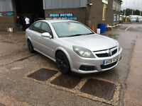 2008 VAUXHALL VECTRA 1.8i VVT 140ps DESIGN ONLY 69000 MILES FSH