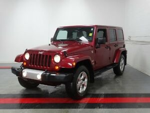 2013 Jeep Wrangler Unlimited Sahara   - $201.99 B/W