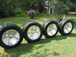 "New 2014 Dodge Ram 1500  20"" Tires and Sport Rims P275 60R20"