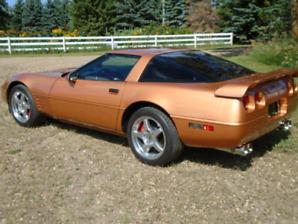 1994 Copper Corvette