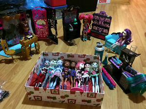 Monster High Collection!
