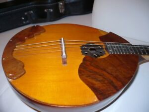 domra alt 4strings, Russian mandolin