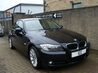 09 59 REG BMW 318D SPORT SE 2.0 TURBO DIESEL 4DR ALLOYS CLIMATE F.S.H LOW TAX