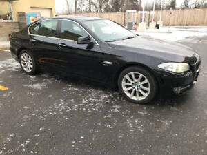 2012 Bmw 528i xdrive 138000 km $12900 certified