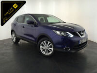 2014 64 NISSAN QASHQAI ACENTA PREMIUM DIG-T 1 OWNER FINANCE PX WELCOME