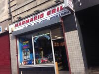 MARMARIS FISH&CHIPS KEBAB SHOP FOR LEASE