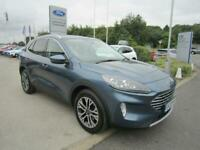 2020 Ford Kuga 1.5 ECOBLUE TITANIUM FIRST EDITION AUTOMATIC LOW MILEAGE HATCHBAC