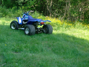 FS/TRADE: LOWERED SUSPENSION FOR Yamaha BANSHEE Etc