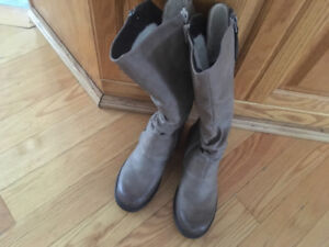 2 pair of boots for sale