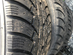 Four Winter Tires 195 65R 15