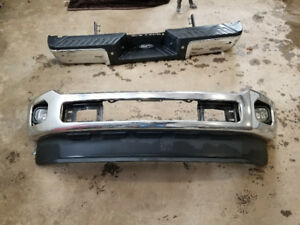 Rear Bumper for an 2016 F-350