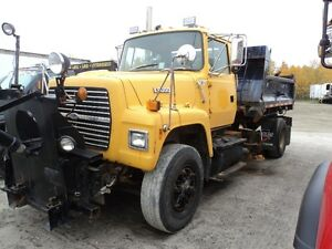 Ford S/A Plow & Sander