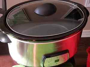 Black and decker slow cooker