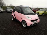 2009 59 SMART FORTWO 1.0 PULSE MHD 2D AUTO 71 BHP