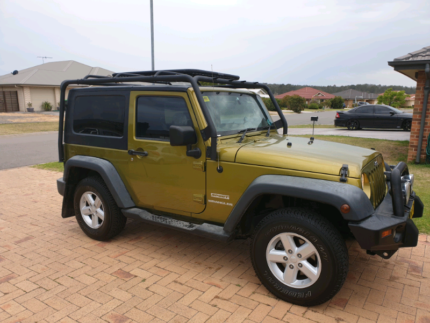 2007 Jeep Wrangler Singleton Singleton Area Preview