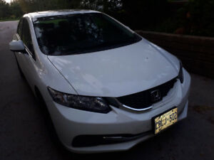 Honda Civic 2013 (8500 firm-price for quick  sale)