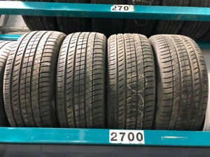 275/45/21 Michelin Latitude Sport New 300$ each!!!!