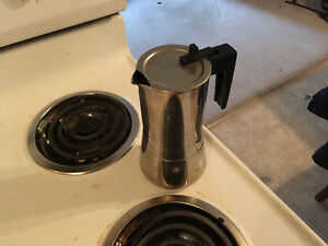 Authentic Italian expresso coffee maker Edmonton Edmonton Area image 1