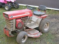 MASSEY FERGUSON #12 and #10 TRACTORS WANT THESE GONE!!!!