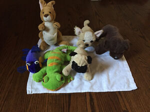 Webkinz 2$ each or all 6 for 10$