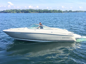 Pre-Owned boat selection at Canadian Boat Sales