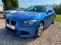 2014 BMW 1 Series 120d M Sport 5dr Step Auto HATCHBACK Diesel Automatic
