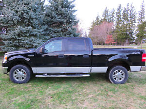 2008 Ford F-150 SuperCrew 6.5ft Box Pickup Truck
