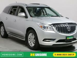 2014 Buick Enclave CONVENIENCE AWD CAM DE RECUL BLUETOOTH MAGS