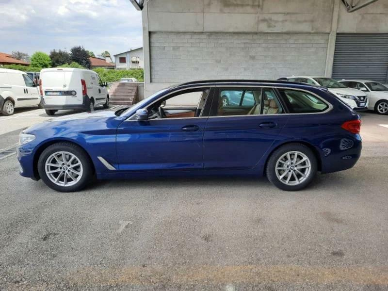 BMW Serie 5 520d Business Touring Autom.