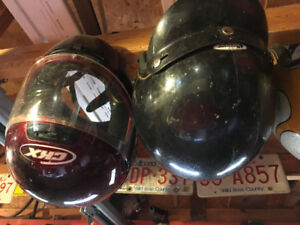 TWO DOT MOTORCYCLE /QUAD HELMETS