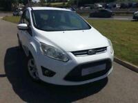 2011 Ford Cmax Zetec 1.6TDCI - new MOT - Only 114000 Miles