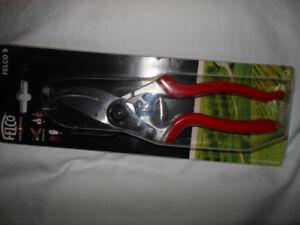 Felco 9 Pruner Lefty Brand new in original packaging