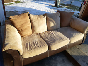 Three seater couch with FREE delivery